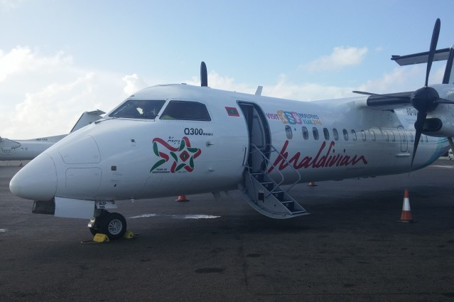 Malediven - Air Maledivian