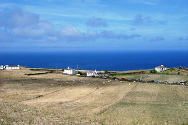 Azoren Landschaft