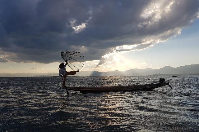 Myanmar - Inle_See