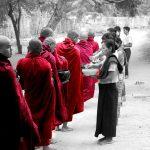 Myanmar_Moenche
