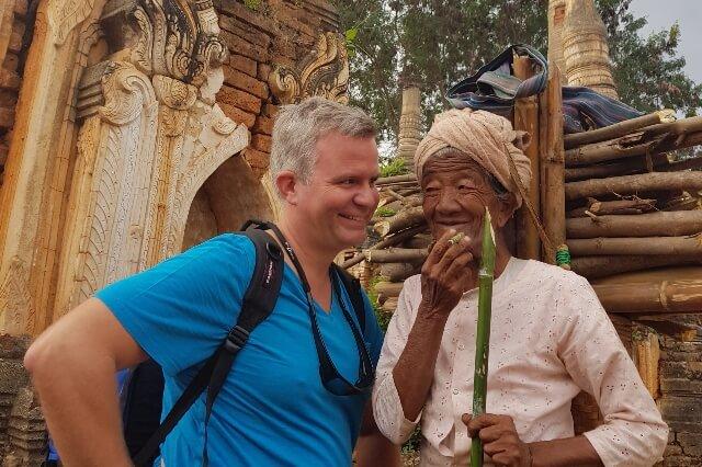 Myanmar - No Words Needed