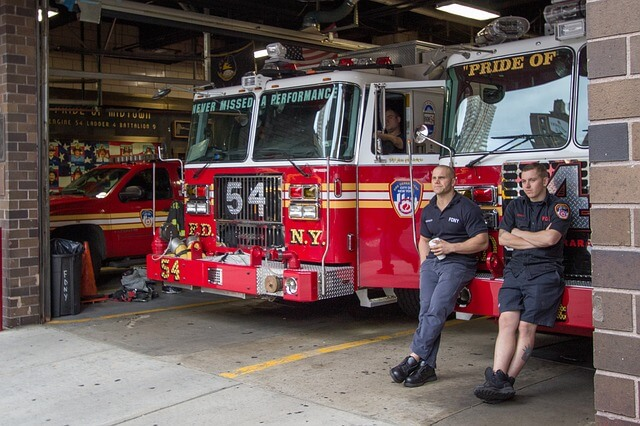 New-York_Feuerwache