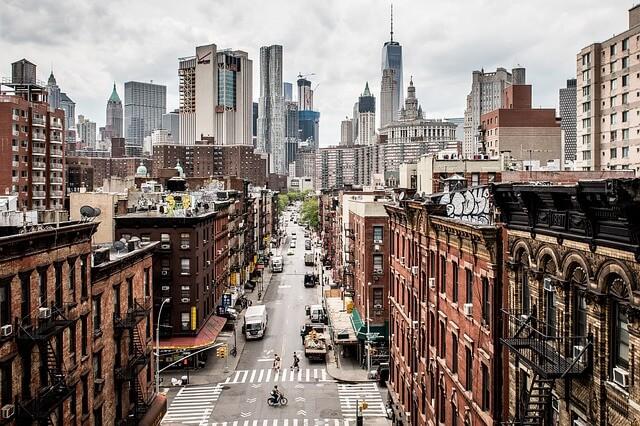 New York Kontraste