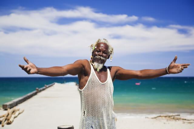 Saint Lucia - Lebensfreude