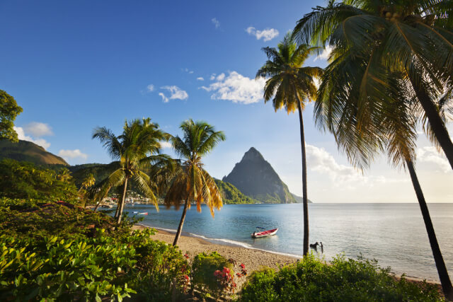 Martinique, Saint Lucia
