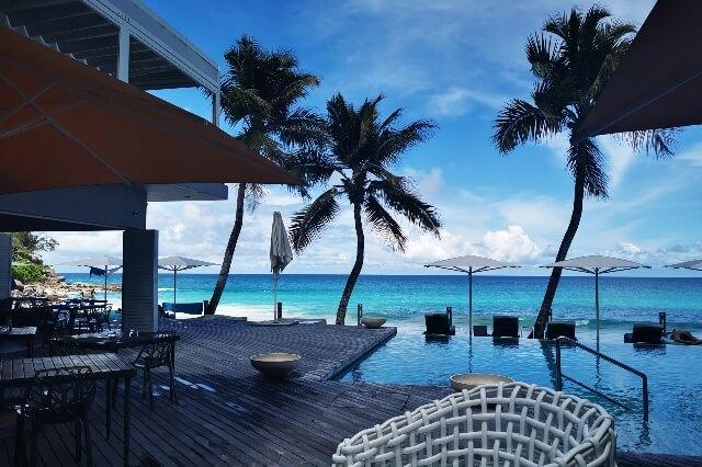 Seychellen Carana Beach