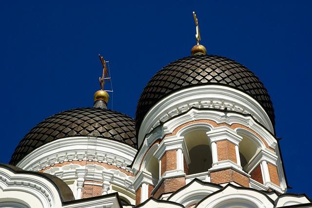 Tallinn- Alexander-Newski-Kathedrale