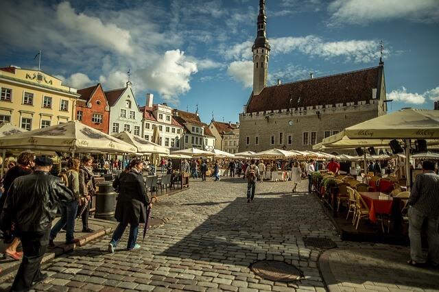 Tallinn_Rathausplatz
