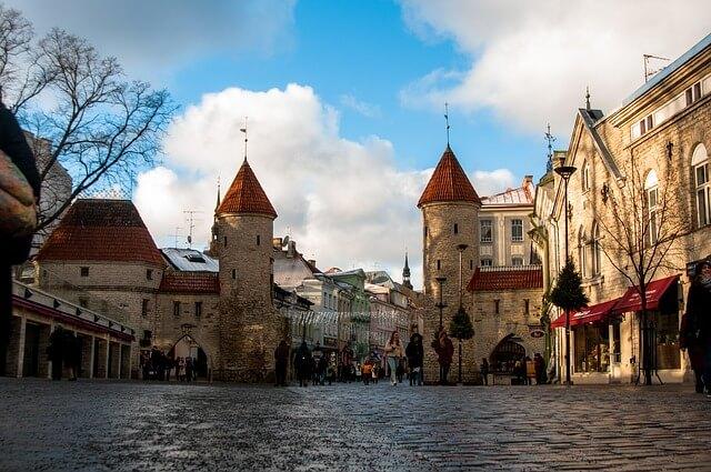 Tallinn - Stadttor