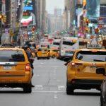 New York, Stadt, Strassenverkehr