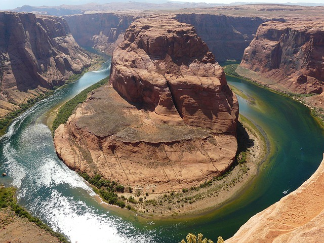 USA - Nevada - Horseshoe Bend