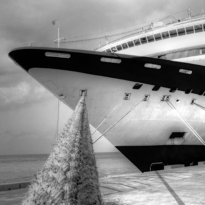 Leistung - Kreuzfahrtschiff