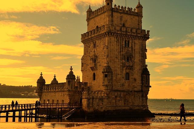 Portugal - Lissabon - Torre de Belém