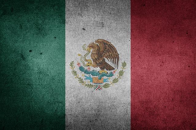 Mexiko - Flagge