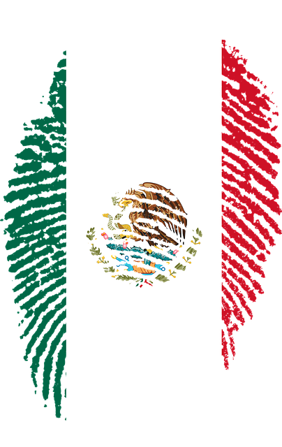 Mexiko - Fingerabdruck