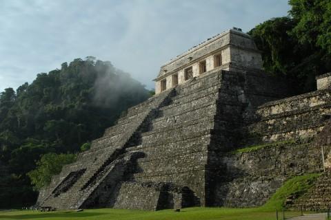 Mexiko, Pyramide