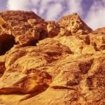 Gebirge Iran