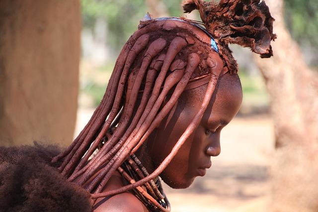 Namibia - Himba Frau