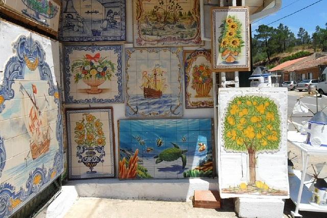 Portugal - Kachelmalereien