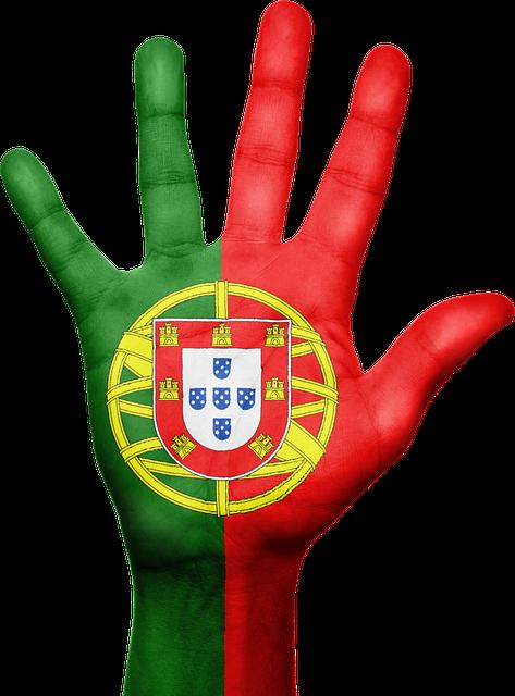 Portugal - Flagge