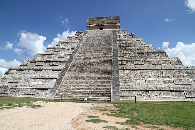 Mexiko - Pyramide
