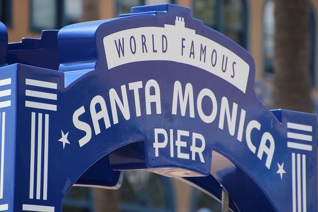 USA - Kalifornien - Santa Monica