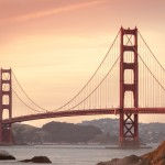 Golden Gate Brücke - San Francisco USA