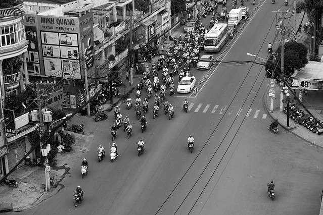 Vietnam - Hanoi Mopeds